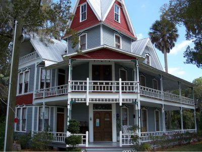 May Stringer House (The Heritage House)