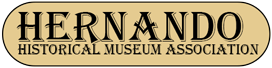 Hernando Historical Museum Association Logo